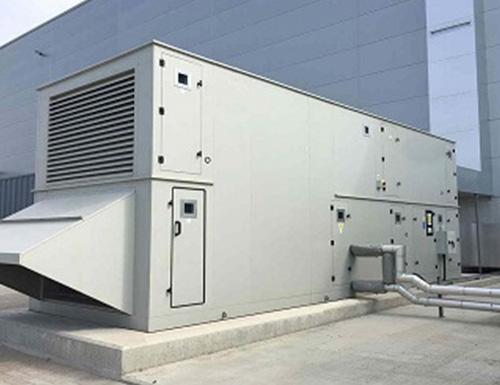 نصب دستگاه هواساز